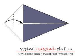 Создание поделок из бумаги своим руками в технике оригами для детей 5 лет.. Фото №23