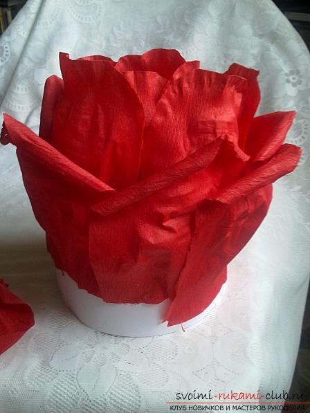 Как сделать костюм из гофрированной бумаги