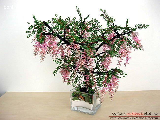 Как сделать самодельное дерево