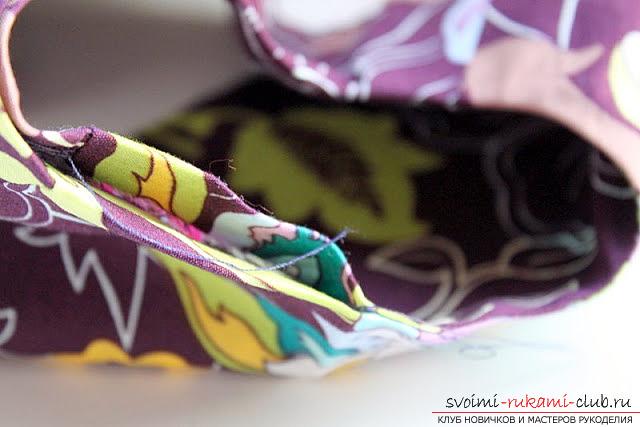 Пошив платья для дочки своими руками по инструкции с фото. Фото №21