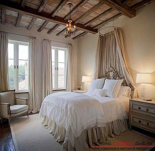 Фото примеры пошива оригинальных штор из льна. Фото №6