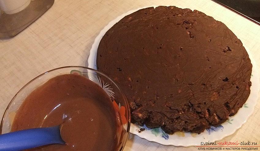 Шоколадный принц рецепт с фото