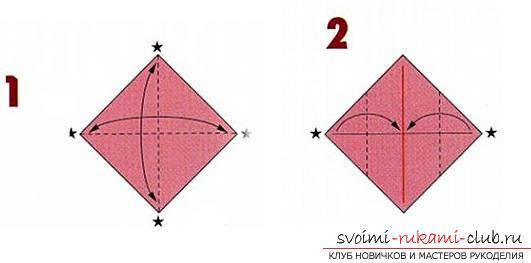 Как создать своими руками поделку в технике оригами для детей возрастом 9 лет.. Фото №2