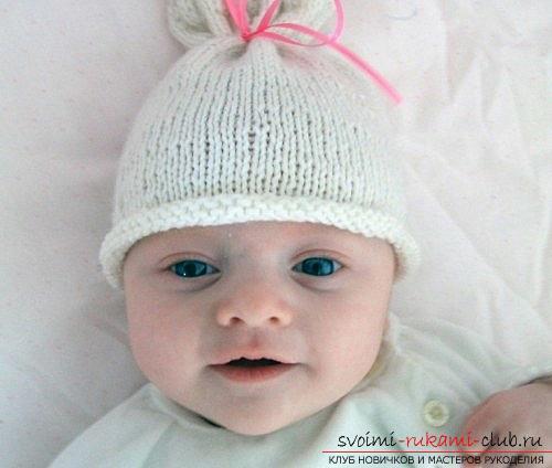 Универсальный набор одежды для новорожденной девочки. Фото №7