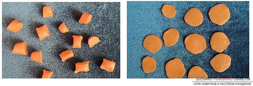 Как украсить бокалы полимерной глиной и как сделать кольца для салфеток из термопластики.. Фото №15