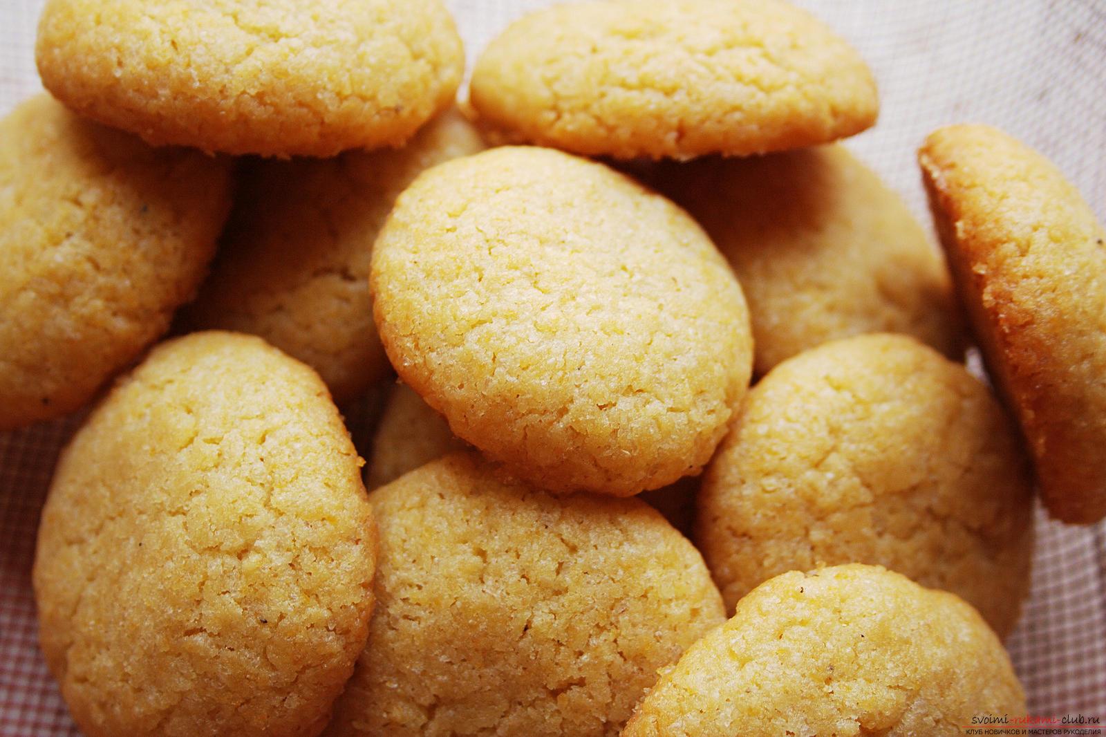 печенье вкусное в духовке фото рецепт