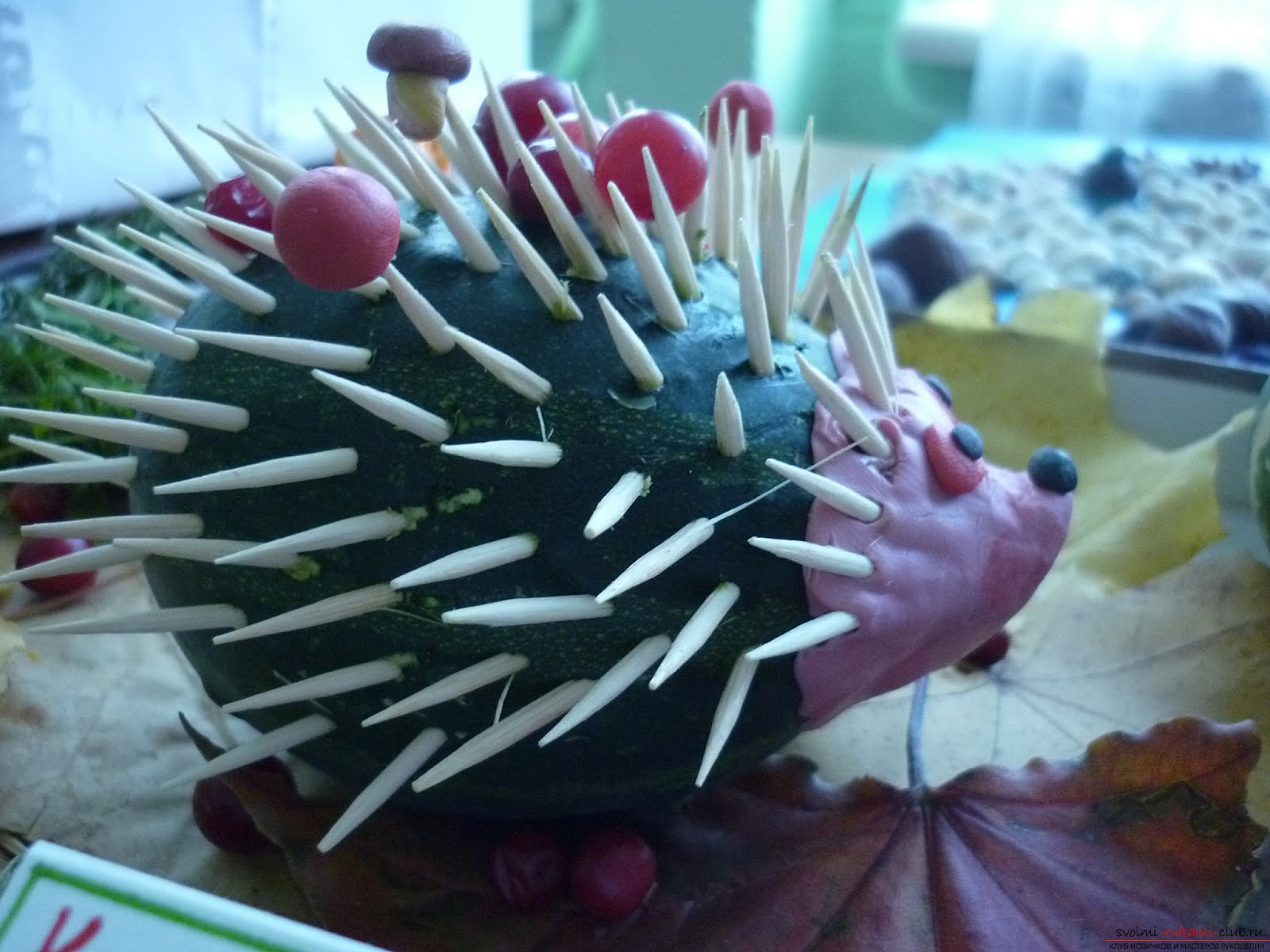Поделка-подарок на день учителя. Фото и советы для создания поделки.. Фото №3
