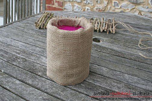 Изготовление вазы своими руками из различных подручных материалов, используя наш мастер-класс с фото