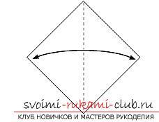 Создание поделок из бумаги своим руками в технике оригами для детей 5 лет.. Фото №35