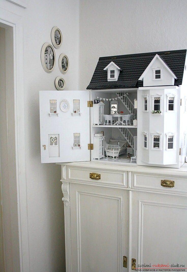 Как сделать кукольный домик из подручных средств своими руками? - Практические моменты и советы для создания. Фото №3
