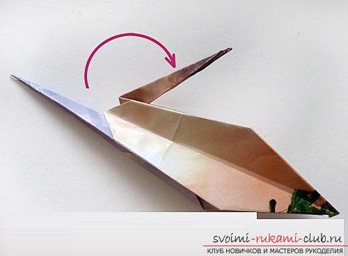 Как создать своими руками поделку в технике оригами для детей возрастом 9 лет.. Фото №25