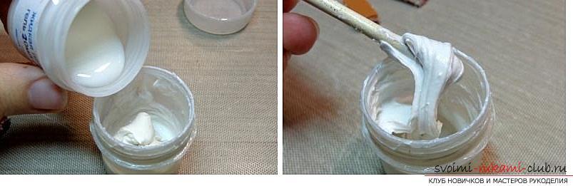 Как украсить бокалы полимерной глиной и как сделать кольца для салфеток из термопластики.. Фото №30