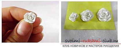 Как украсить бокалы полимерной глиной и как сделать кольца для салфеток из термопластики.. Фото №21