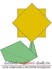 Создание поделок из бумаги своим руками в технике оригами для детей 5 лет.. Фото №10