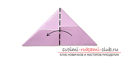 Как сделать лебедя оригами при помощи бумаги. своими руками и бесплатно.. Фото №8