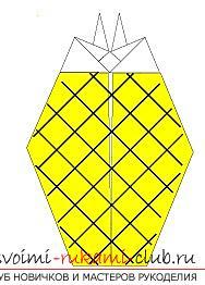 Создание поделок из бумаги своим руками в технике оригами для детей 5 лет.. Фото №34
