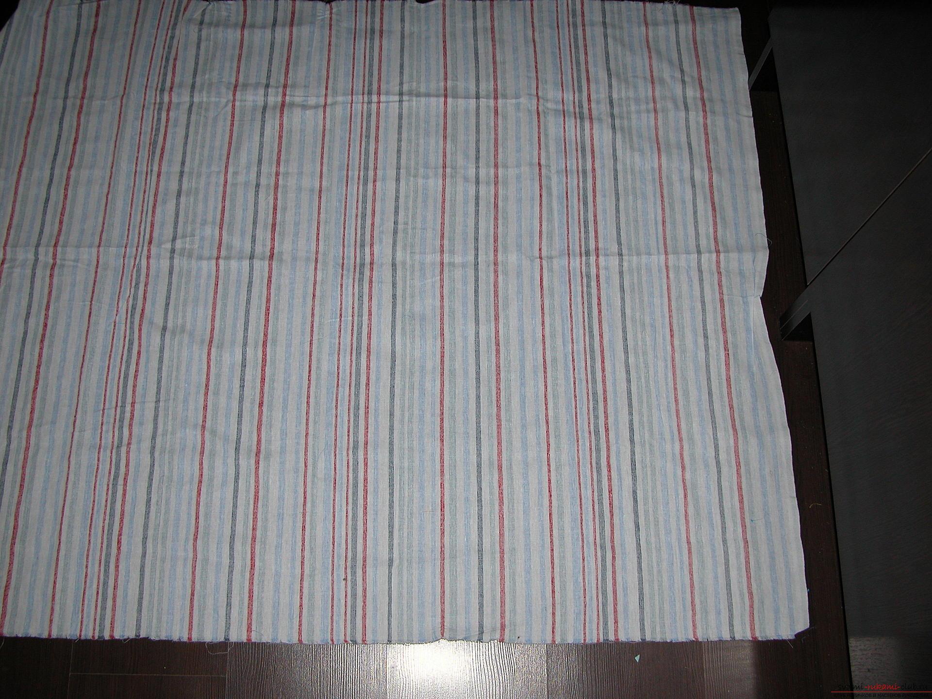 Подробный мастер класс по шитью детского лоскутного одеяла. Фото №15