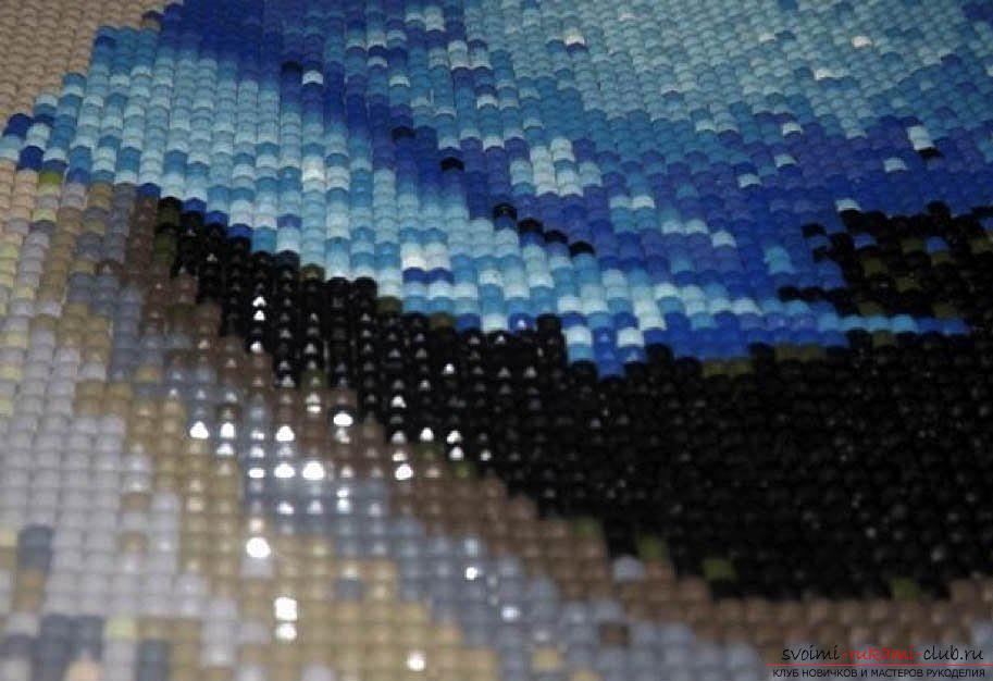 Схемы работ в технике алмазная вышивка. Фото №1