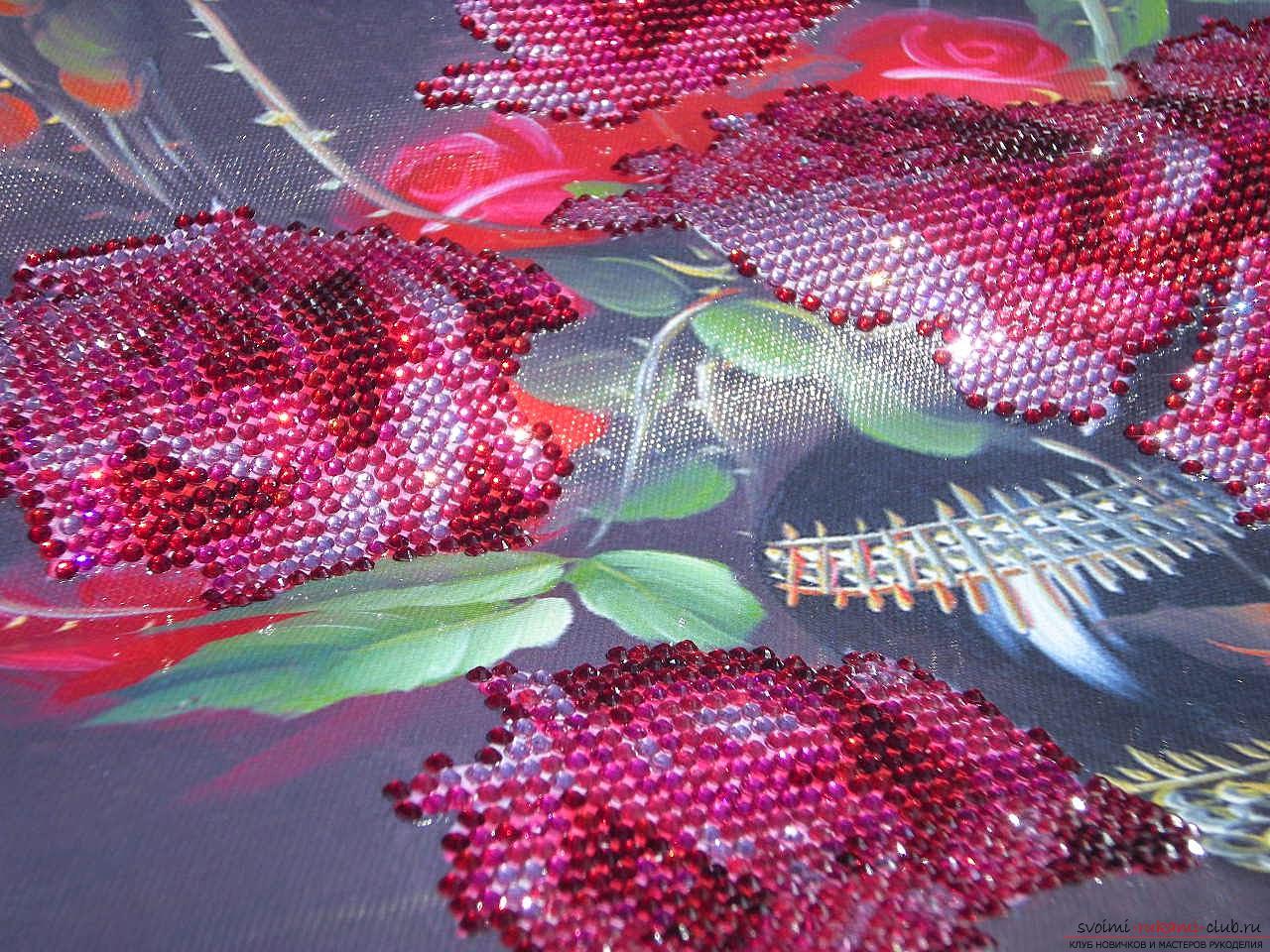 Схемы работ в технике алмазная вышивка. Фото №3