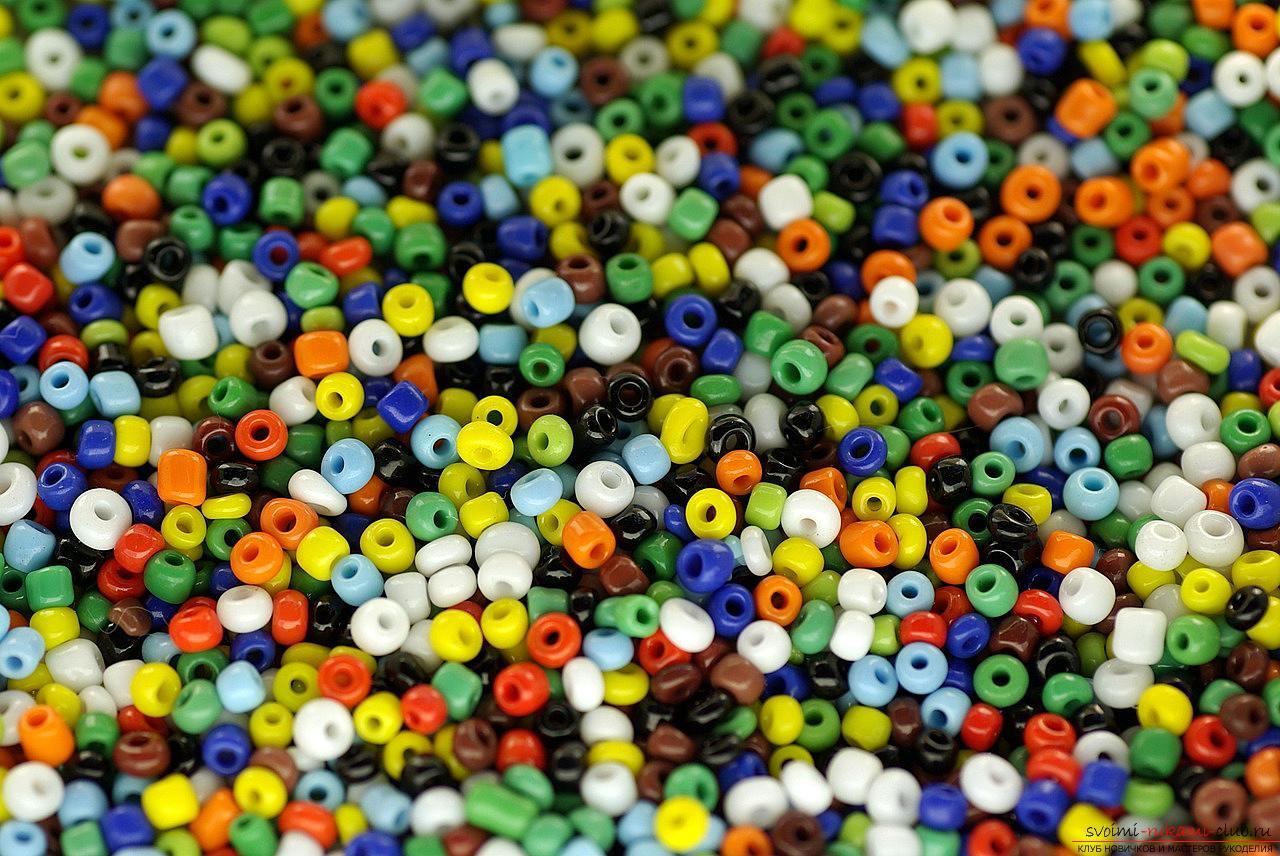 Вышивка крупногабаритных полотен бисером. Фото №1