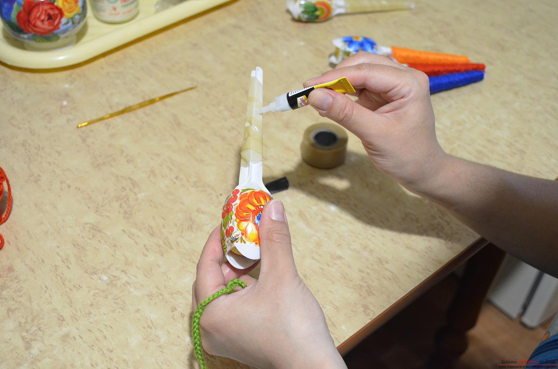 Чудо-маракасы из подручных материалов на Конкурс Весна 2016, поделки своими руками