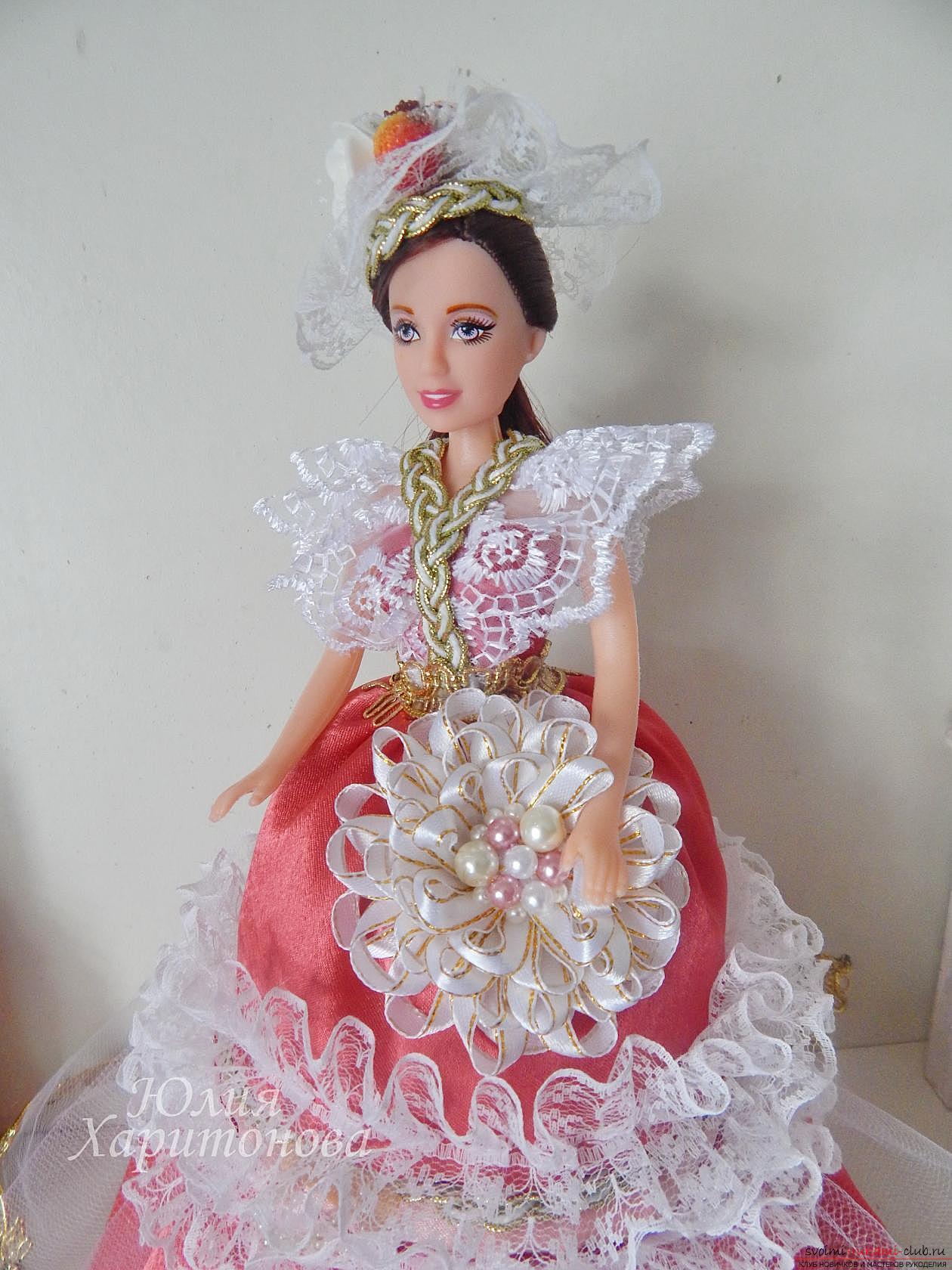 Мк куклы шкатулки своими руками