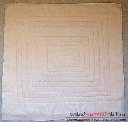 Стеганое одеяло 4 слоя ватина что это
