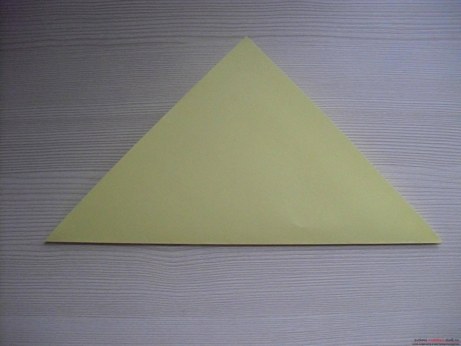 Этот пошаговый мастер-класс с инструкцией модульного оригами научит как сделать корзинку с лилиями.. Фото №22
