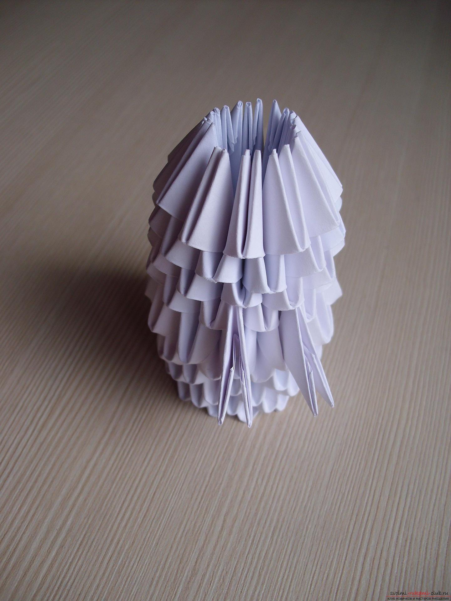 Оригами гриб мухомор схема фото 534