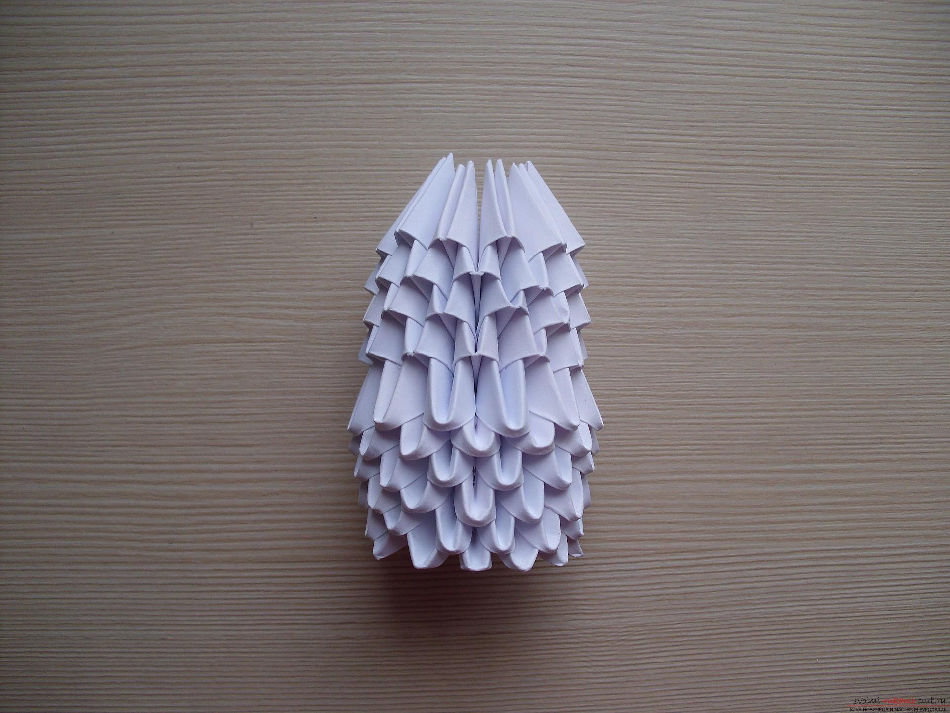 Оригами из мухоморов