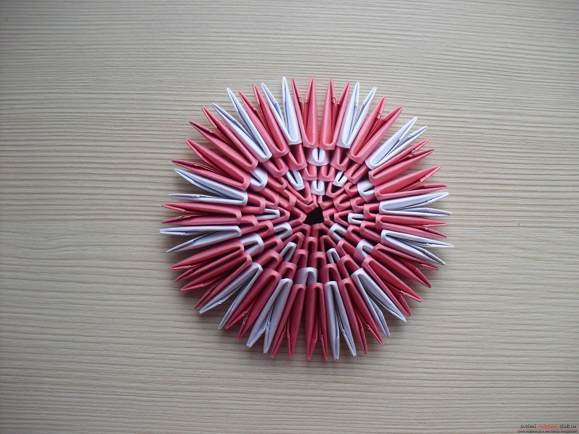 Оригами гриб мухомор схема фото 961