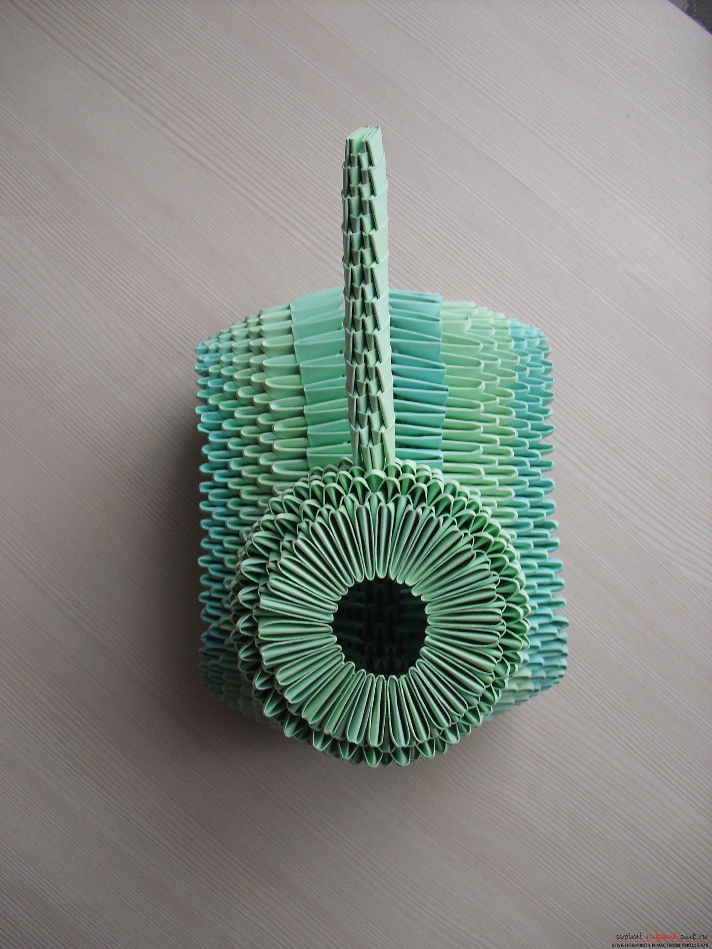 Модульное оригами подарок парню