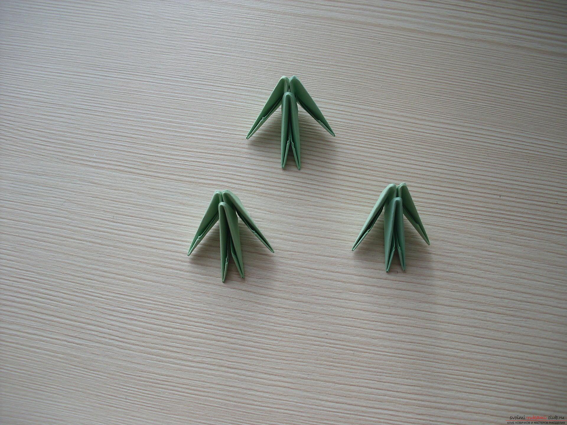 Сделать оригами танков из бумаги 49