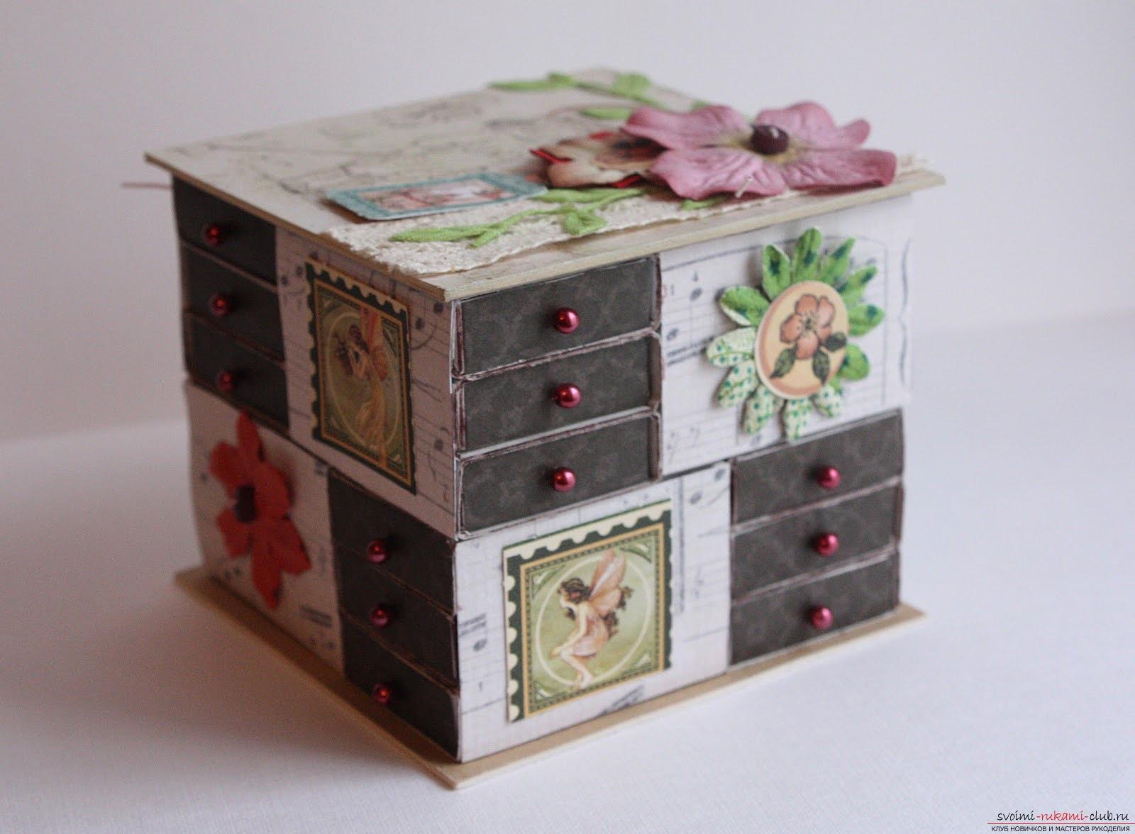 Подарки и открытки своими руками к