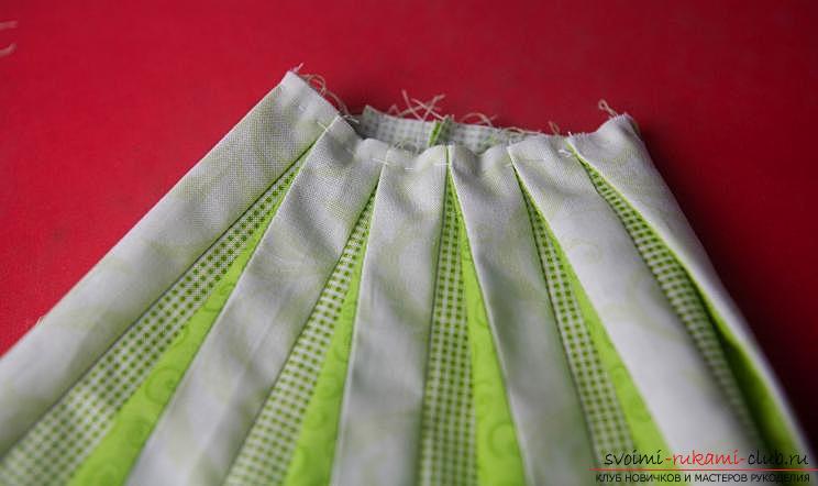 Изготовление японского мешочка омияге в стиле японского пэчворка. Фото №9