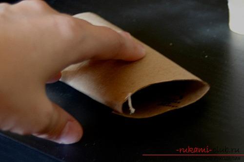 Делаем осенние поделки из бумаги.. Фото №23