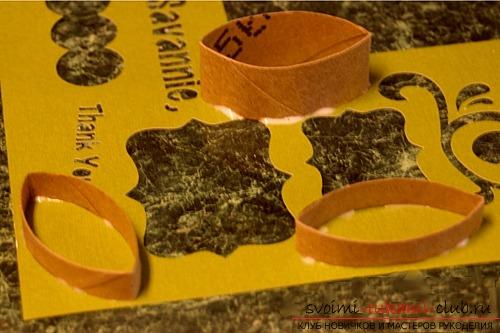Делаем осенние поделки из бумаги.. Фото №24