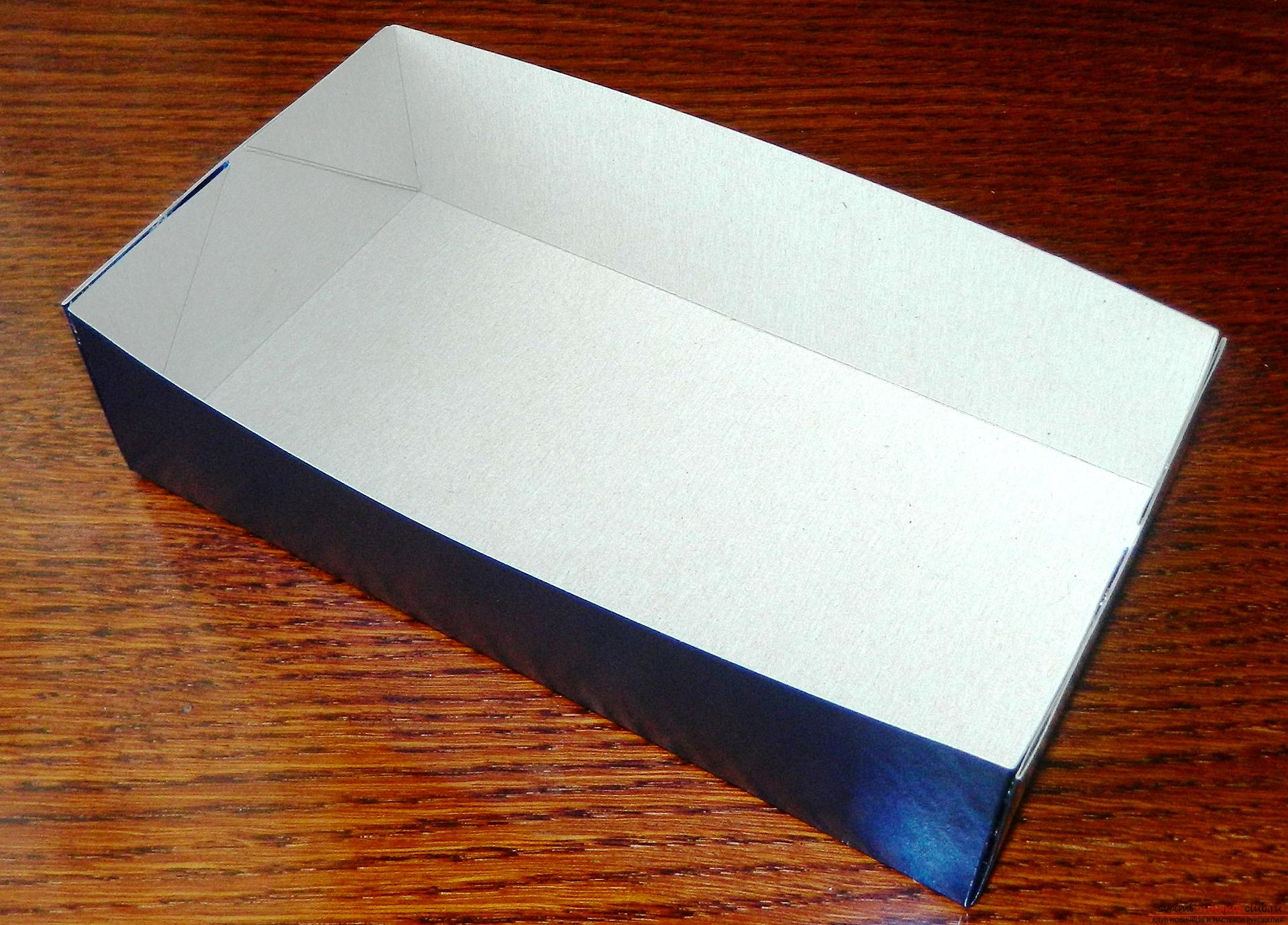 Подарочная коробочка своими руками 57