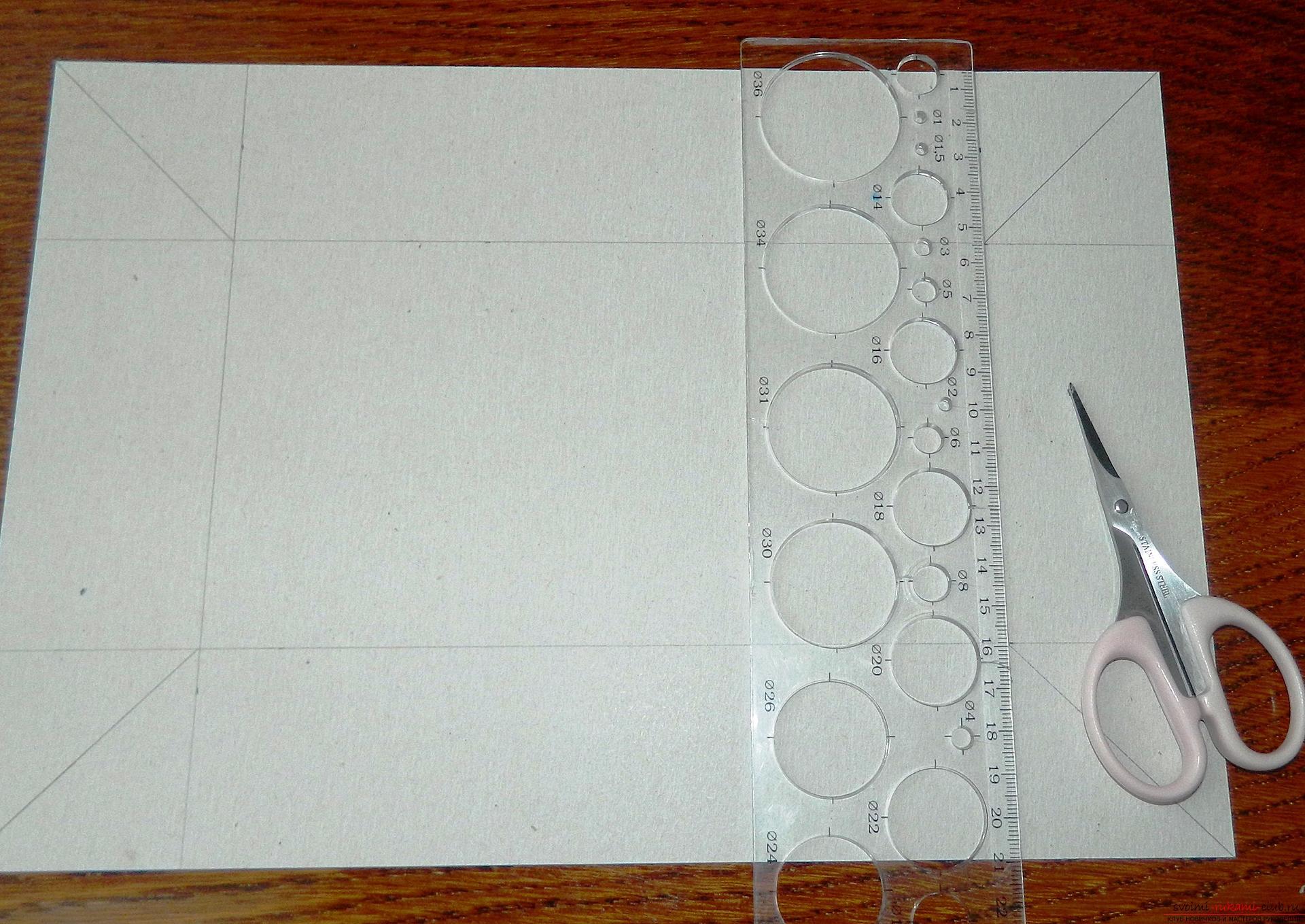 Этот мастер-класс расскажет как сделать подарочную коробку в технике квиллинг своими руками.. Фото №3