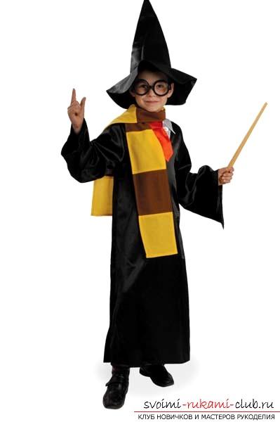 Великолепный костюм для мальчика. Фото №1