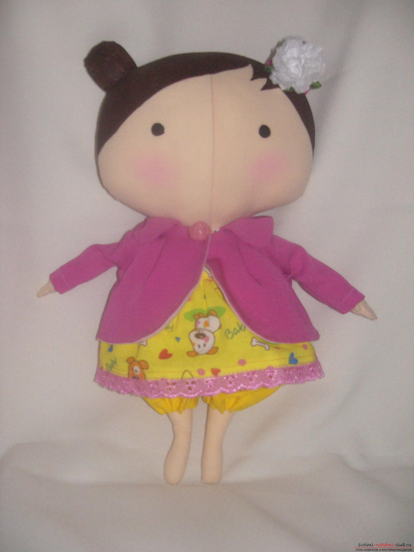 Текстильные куклы: малышка-тильда с костюмчиками, куклы своими руками от мастера tns balakovo