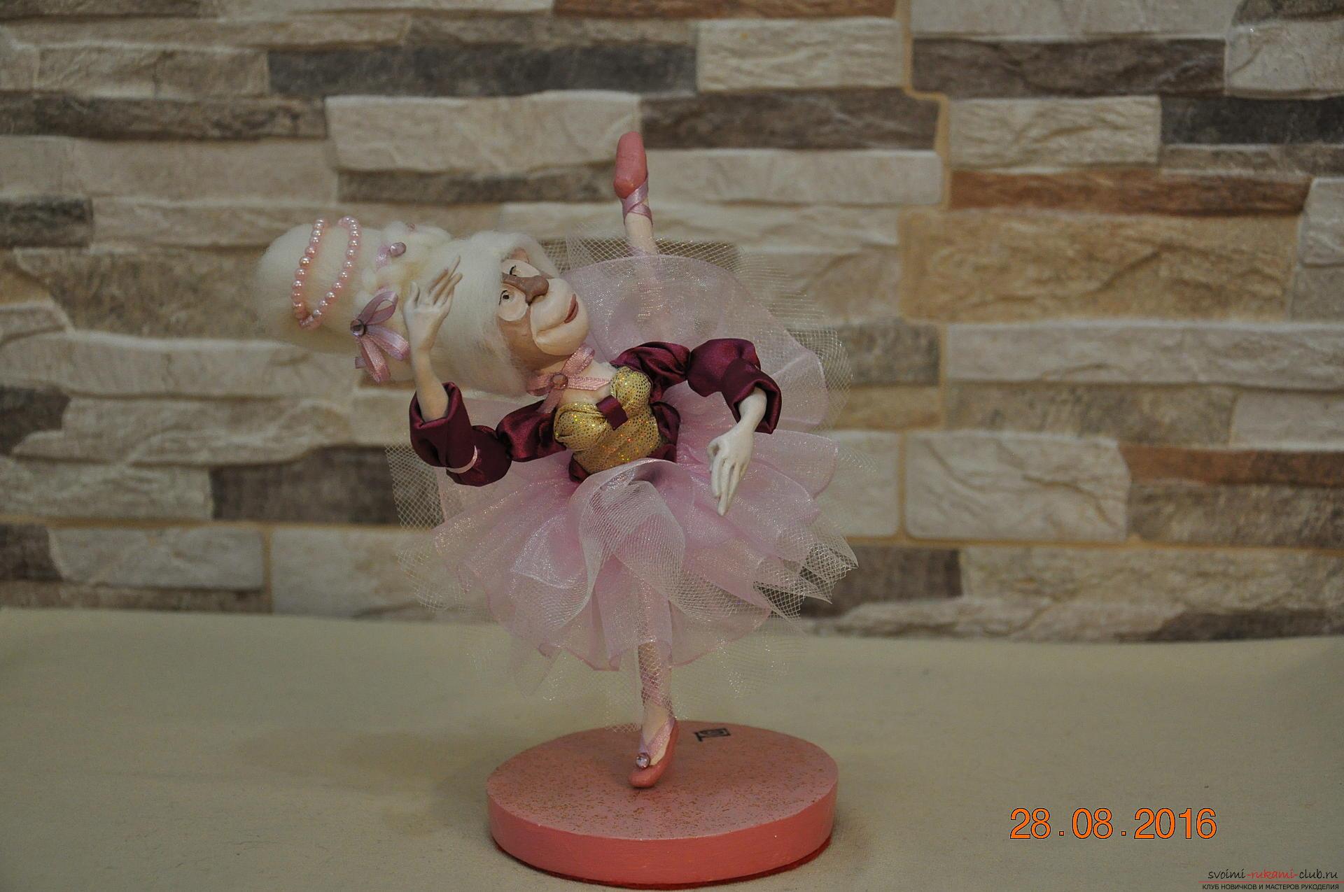 Как сделать проволочный каркас для куклы из полимерной глины