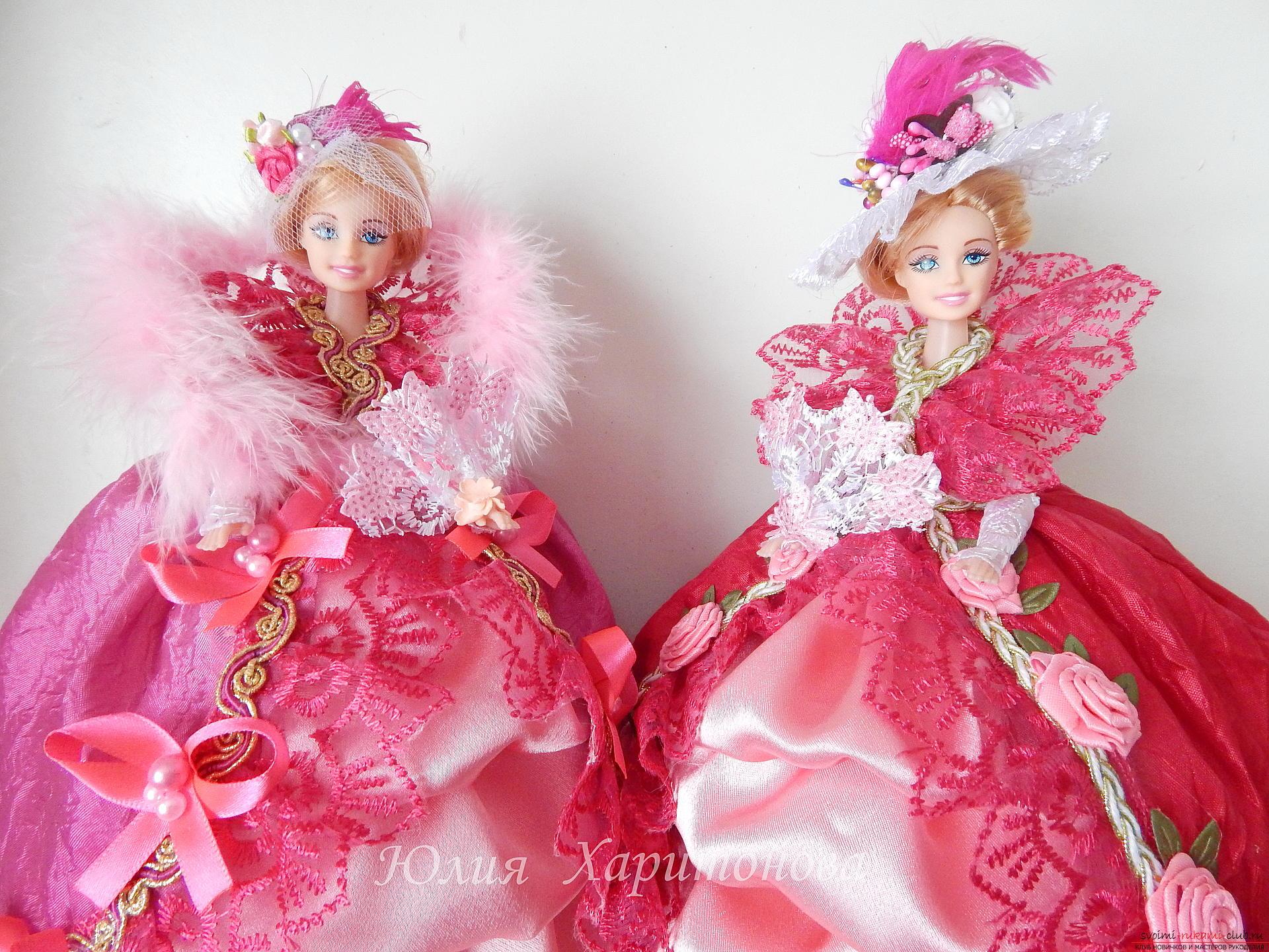 Наряды для кукол своими руками с выкройками