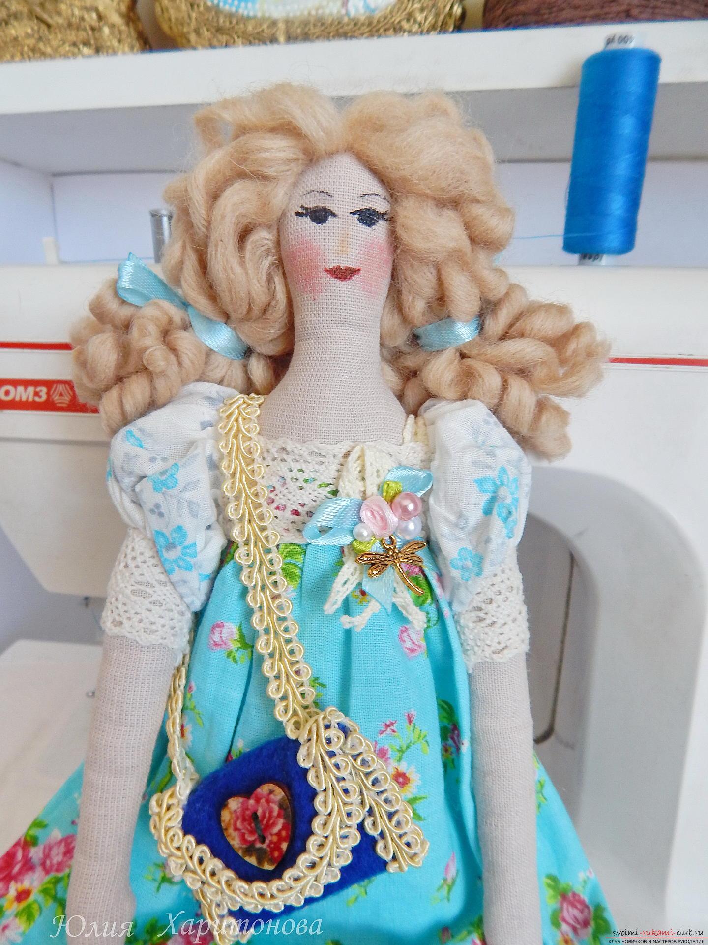 Кукла своими руками для интерьера фото фото 813