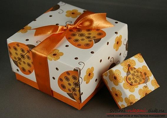Подарки своими руками из бумаги и клея
