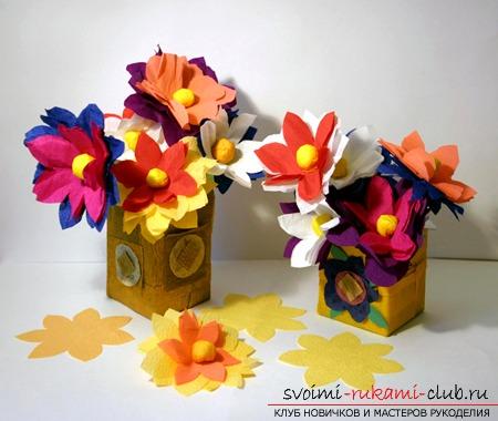 Создаём интересные поделки своими руками в подарок на День матери