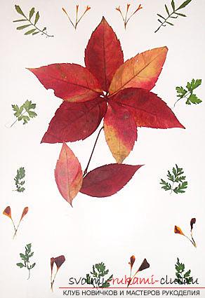 Осенние поделки в школу. Фото №2