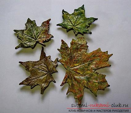 Осенние поделки в школу. Фото №8