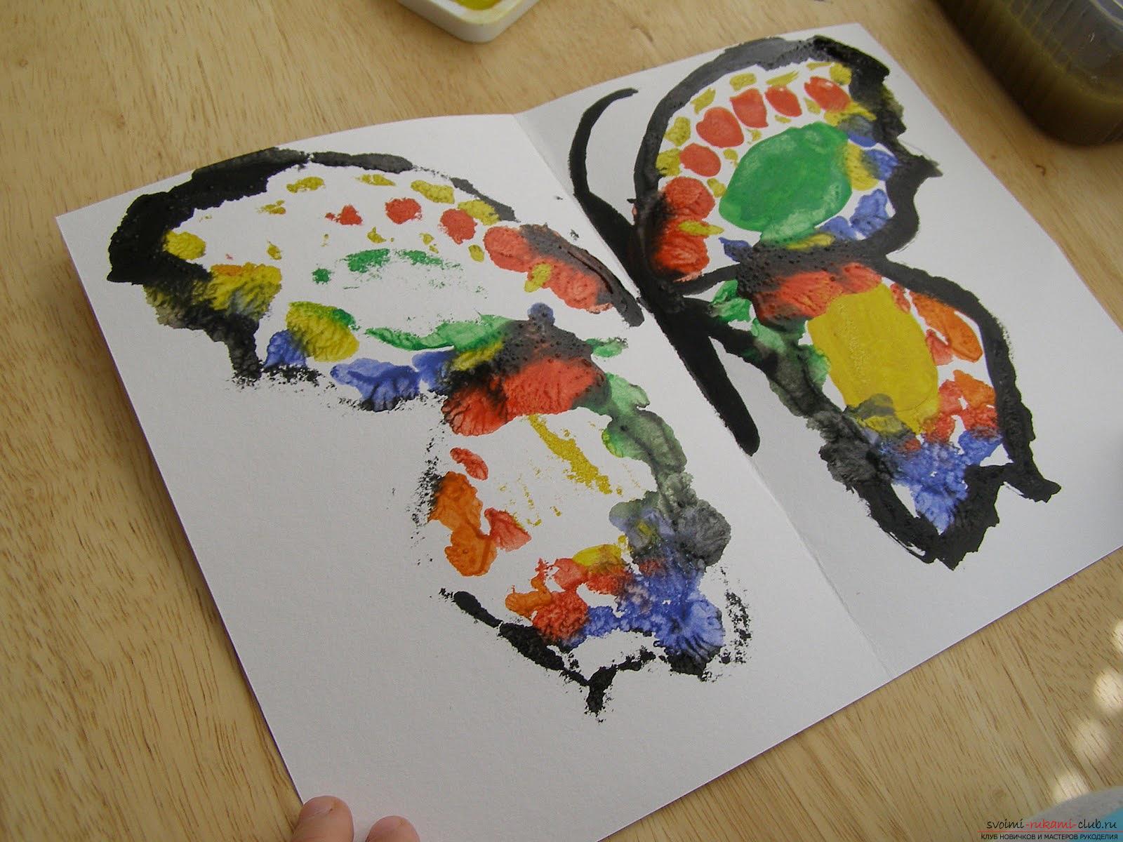 Основные методы рисования в нетрадиционном стиле. Фото №1