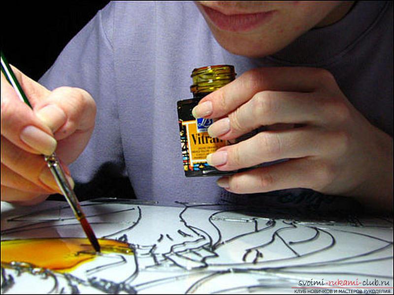 Основные методы рисования в нетрадиционном стиле. Фото №9